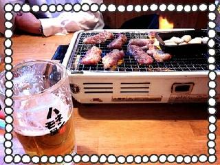 ハネモン鉄板焼き