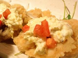 北海道産鱈クリームチーズ