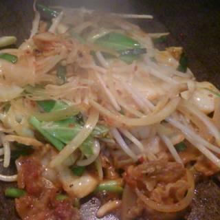 豚キムチ焼き