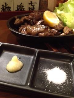 宮崎地鶏もも焼き