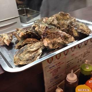 牡蠣小屋セット