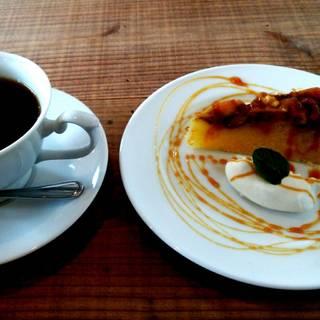 ランチ・ドルチェとコーヒー