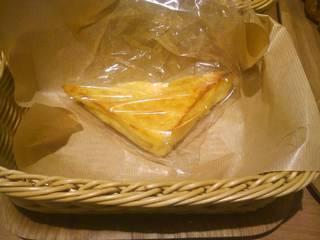クリームフレンチトースト