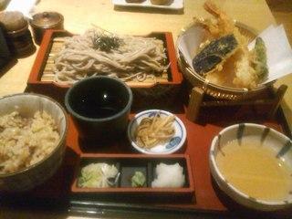 萩ノ茶屋定食