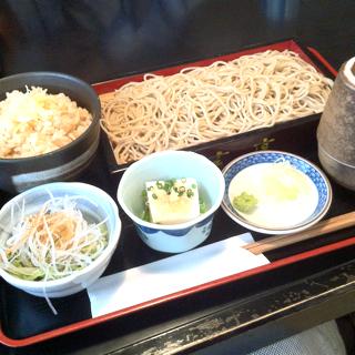 蕎麦セット