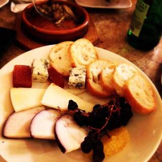 チーズ3種盛り