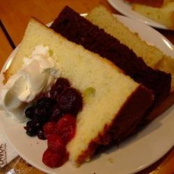 ココアシフォンケーキ