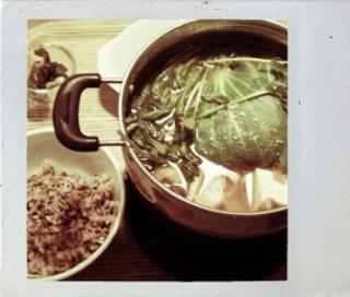 ベジタブルヘルシースープ