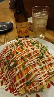 豚玉キャベツサラダ