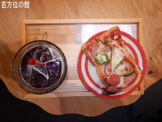 ピザトースト・モーニング