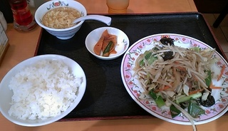 ニラレバ炒めセット