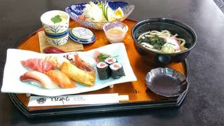 寿司定食(並)