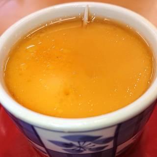 本ずわい蟹のあんかけ茶碗蒸し