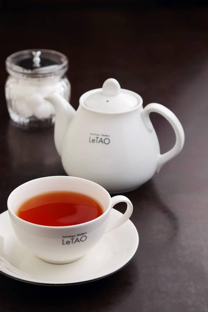 紅茶:小樽の香り