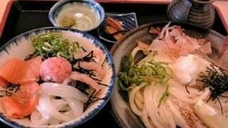 本格讃岐うどん&海鮮丼