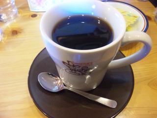 たっぷりアメリカンコーヒー