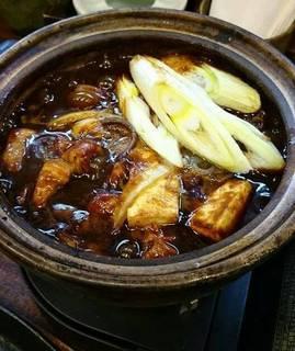 鶏味噌すき鍋