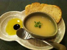 たまねぎのスープ