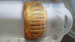 ハンバーグパイ