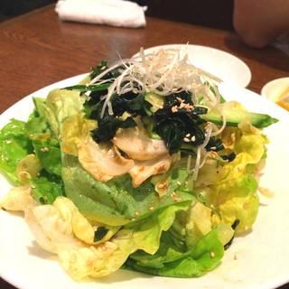 まんぷくサラダ