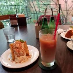 メープル・シフォンケーキ