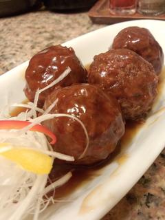 肉団子(ハーフ)