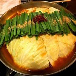 特製もつ鍋(チゲ味噌)