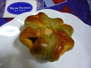 えびすかぼちゃパン