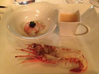 駿河湾産赤座海老の3種類の調理法