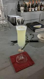 レモンチェロサワー 柚子山葵オイルとタイムの香り