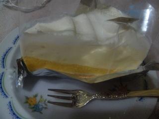 特濃レアチーズ