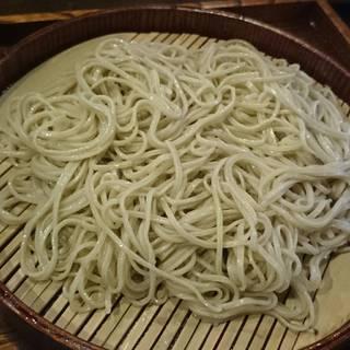 天ざる蕎麦