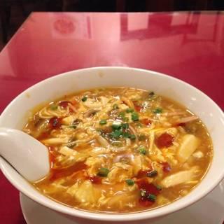 スーラー湯麺
