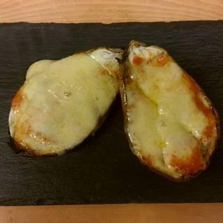 白なすのチーズ焼き