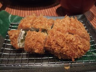 特製キムカツ高菜