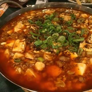 本場四川で学んだ麻婆豆腐