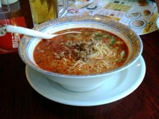 麻辣タンタン麺