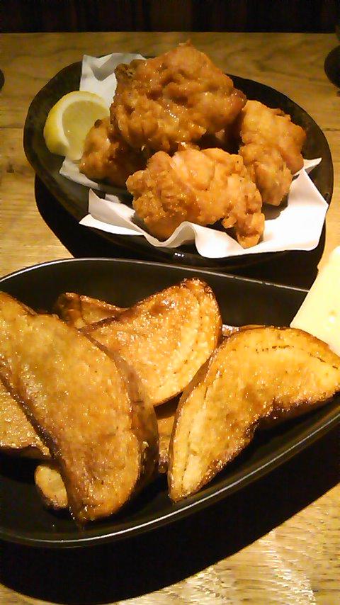 桜姫鶏のから揚げ