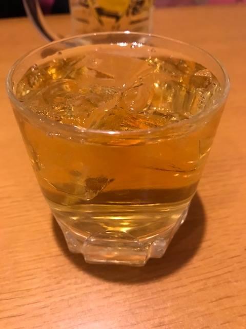 桂花陳酒(ロック)