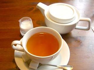 キャラメル紅茶