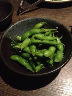 とりあえずの枝豆