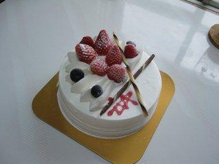 アイスショートケーキ