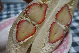 「なつみずき」の苺生クリーム