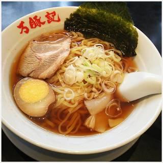 醤油中華麺
