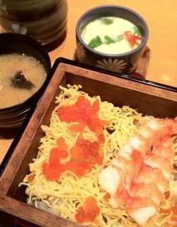 京風 蒸し鮨