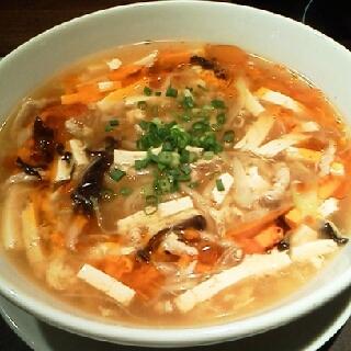 酢ラー湯麺