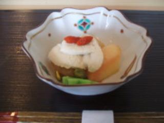 鮟鱇の肝豆腐
