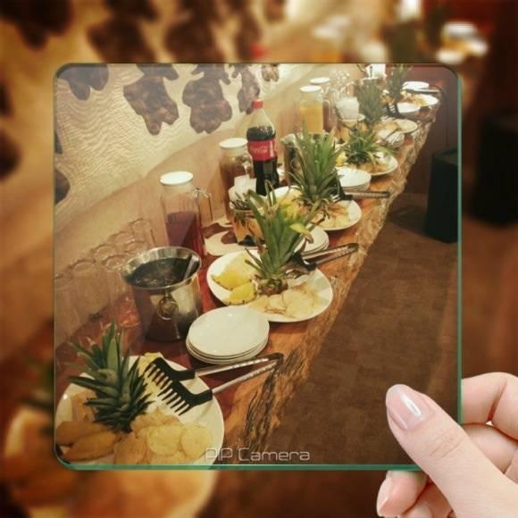 立食パーティープラン
