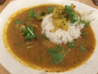 チキンカレー(辛口)