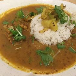 curry phakchi